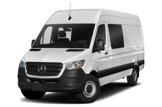 2019 Mercedes-Benz Sprinter 2500 2500 High Roof V6 Sprinter 2500 Crew Van 144 in. WB 4WD