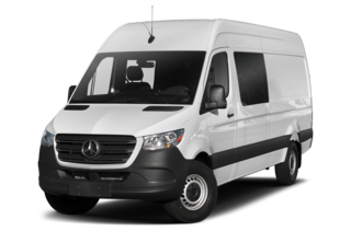 2019 Mercedes-Benz Sprinter 3500 3500 High Roof V6 Sprinter 3500 Crew Van 170 in. WB