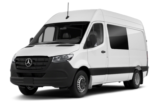 2019 Mercedes-Benz Sprinter 4500 4500 High Roof V6 Crew Van 144 in. WB