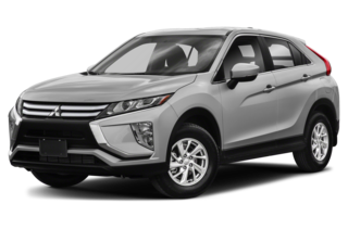 2019 Mitsubishi Eclipse Cross 1.5 ES 4dr Front-wheel Drive