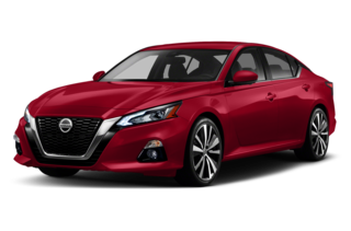 2019 Nissan Altima 2.5 SR 4dr Front-wheel Drive Sedan