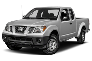 2019 Nissan Frontier SV (A5) 4x4 King Cab 6 ft. box 125.9 in. WB