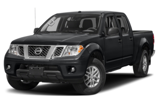 2019 Nissan Frontier SV (A5) 4x4 Crew Cab 4.75 ft. box 125.9 in. WB