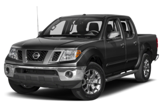 2019 Nissan Frontier SL (A5) 4x4 Crew Cab 4.75 ft. box 125.9 in. WB