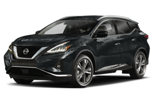 2019 Nissan Murano Platinum All-wheel Drive