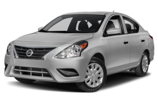 2019 Nissan Versa 1.6 S plus 4dr Sedan