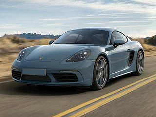 2019 Porsche 718 Cayman 718 S 2dr Rear-wheel Drive Coupe