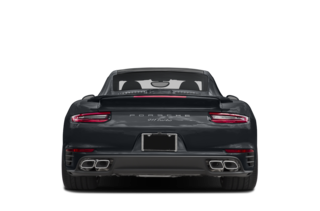 2019 Porsche 911 Turbo 2dr All-wheel Drive Coupe