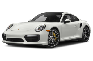 2019 Porsche 911 Turbo S All-wheel Drive Coupe
