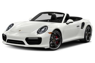 2019 Porsche 911 Turbo 2dr All-wheel Drive Cabriolet