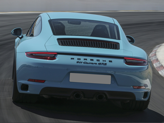 2019 Porsche 911 Carrera GTS 2dr Rear-wheel Drive Coupe