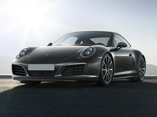2019 Porsche 911 Carrera 4 2dr All-wheel Drive Coupe