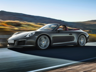 2019 Porsche 911 Carrera 4 2dr All-wheel Drive Cabriolet
