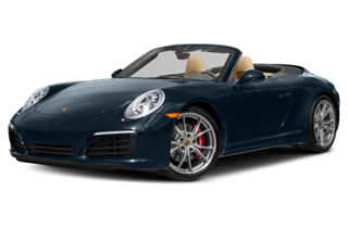 2019 Porsche 911 Carrera 4S 2dr All-wheel Drive Cabriolet