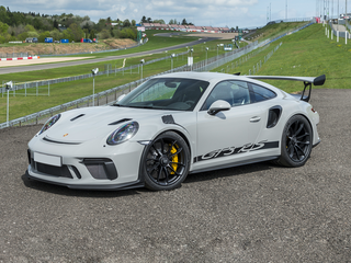 2019 Porsche 911 GT3 RS 2dr Rear-wheel Drive Coupe