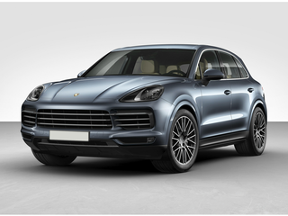 2019 Porsche Cayenne Turbo 4dr All-wheel Drive