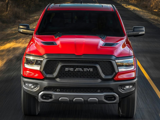 2019 RAM 1500 Big Horn 4x4 Quad Cab 140.5 in. WB