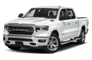 2019 RAM 1500 Big Horn 4x2 Crew Cab 153.5 in. WB