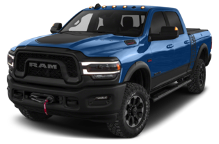 2019 RAM 2500 Limited 4x4 Crew Cab 169 in. WB