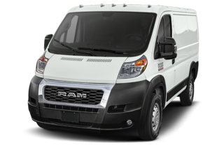 2019 RAM ProMaster 1500 1500 Base Cargo Van High Roof 136 in. WB