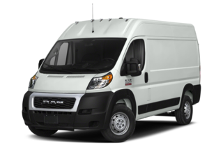 2019 RAM ProMaster 2500 2500 Base Cargo Van Low Roof 136 in. WB