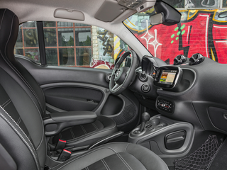 2019 smart EQ fortwo pure Coupe