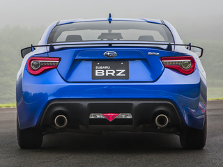 2019 Subaru BRZ Premium (M6) 2dr Rear-wheel Drive Coupe