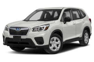 2019 Subaru Forester Base 4dr All-wheel Drive