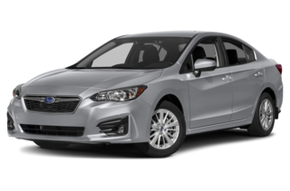 2019 Subaru Impreza 2.0i (M5) 4dr All-wheel Drive Sedan
