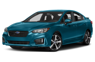 2019 Subaru Impreza 2.0i Sport (CVT) 4dr All-wheel Drive Sedan