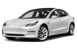 2019 Tesla Model 3 Mid Range Rear-wheel Drive