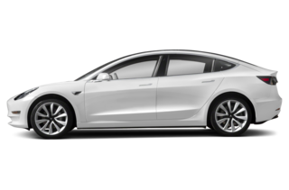 2019 Tesla Model 3 Long Range Rear-wheel Drive