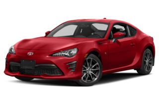 2019 Toyota 86 Base (A6) 2dr Coupe