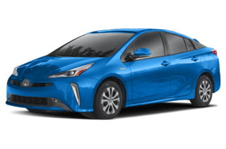 2019 Toyota Prius Limited Front-wheel Drive