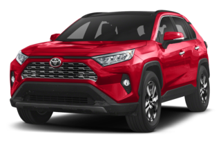2019 Toyota RAV4 Limited Front-wheel Drive