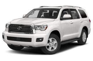 2019 Toyota Sequoia Limited 4dr 4x2