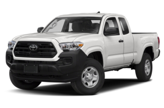 2019 Toyota Tacoma SR (A6) 4x2 Access Cab 127.4 in. WB
