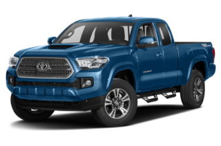 2019 Toyota Tacoma TRD Sport V6 (M6) 4x4 Access Cab 127.4 in. WB