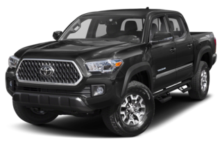 2019 Toyota Tacoma TRD Off Road V6 (M6) 4x4 Double Cab 127.4 in. WB