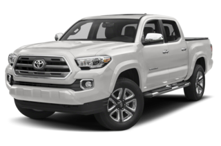2019 Toyota Tacoma Limited V6 (A6) 4x4 Double Cab 127.4 in. WB