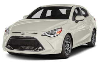 2019 Toyota Yaris Sedan Sedan L (A6) (STD is Estimated) 4dr Sedan