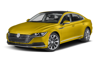 2019 Volkswagen Arteon SEL R-Line w/20 Wheels All-wheel Drive 4MOTION