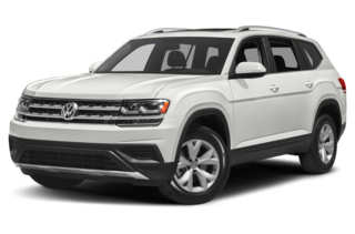 2019 Volkswagen Atlas 3.6L V6 SEL R-Line (A8) 4dr All-wheel Drive 4MOTION