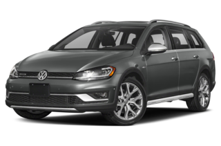 2019 Volkswagen Golf Alltrack Alltrack TSI SEL (DSG) 4dr All-wheel Drive 4MOTION
