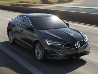 2020 Acura ILX ILX Premium and A-Spec Packages 4dr Sedan