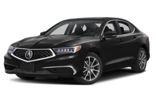 2020 Acura TLX Base 3.5L Front-wheel Drive