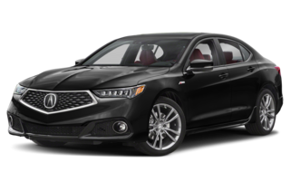 2020 Acura TLX A-Spec w/Red Leather 3.5L Front-wheel Drive