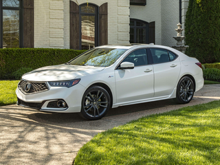 2020 Acura TLX A-Spec w/Red Leather 3.5L SH-AWD