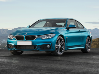 2020 BMW 430 430i Rear-wheel Drive Coupe