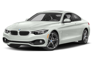 2020 BMW 440 440i Rear-wheel Drive Coupe